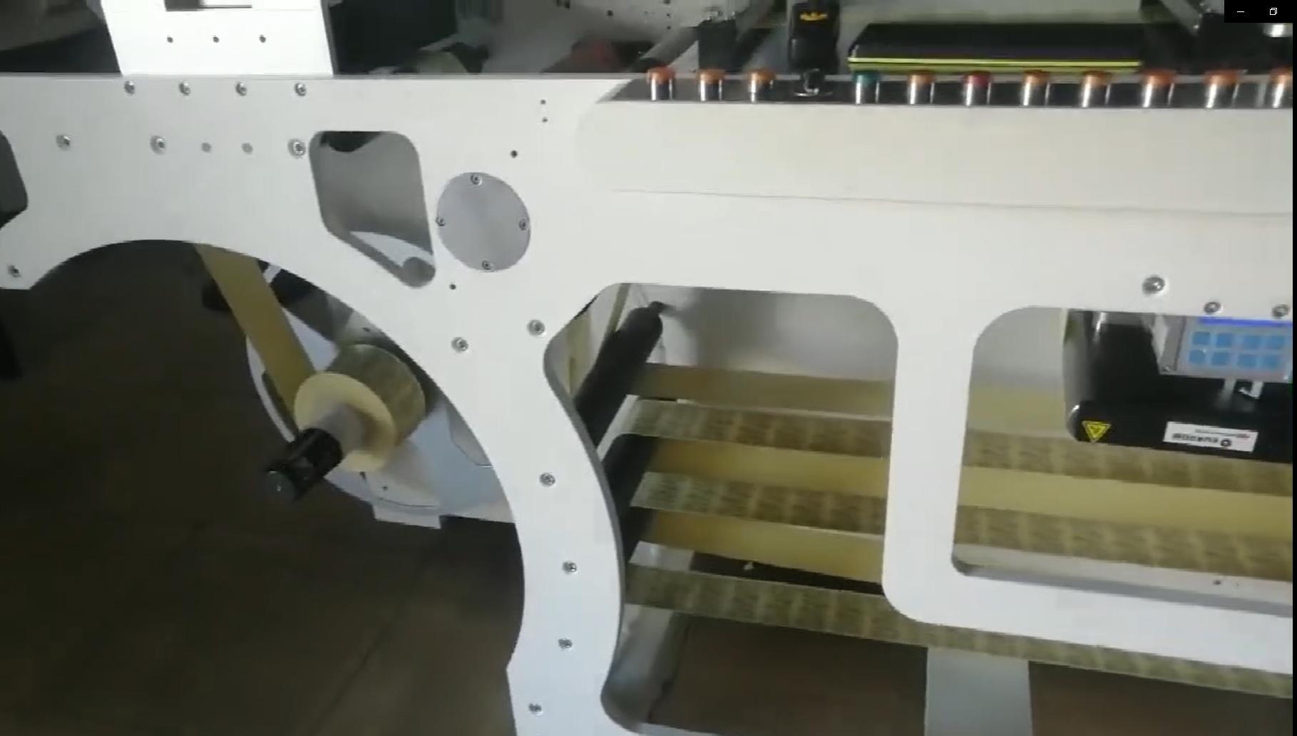 收放卷张力控制+标签视觉检测电气系统方案