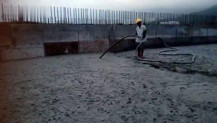 全自动混料水泥浇筑系统电气方案