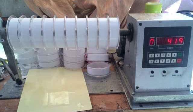 多工位渔线专用排线机电气方案