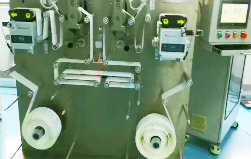 食品自动包装膜切机电气控制系统解决方案