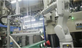 异形件埋入工艺全自动取放料电气系统方案