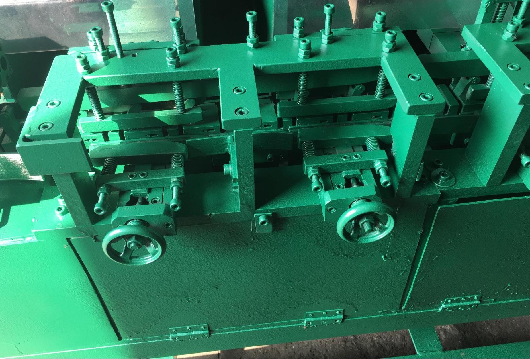 玻璃磨口机项目方案